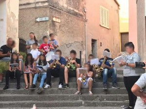 Flash mob musicale Ossi2