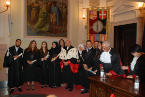 Primi 9 laureati Sardegna ForMed_Uniss